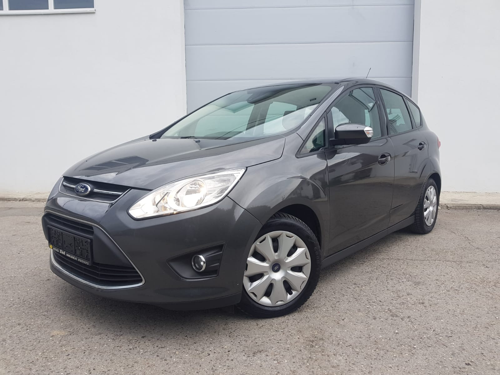 Ford - C-MAX 1.6 TDCI Business